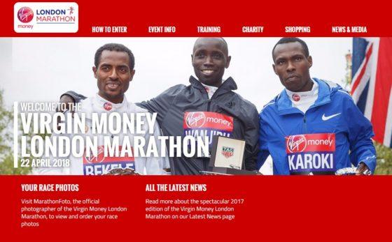 Maratón de Londres 2018: abrieron las inscripciones al sorteo de cupos