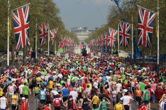 Maratón de Londres 2019: récord de inscriptos para el sorteo de cupos