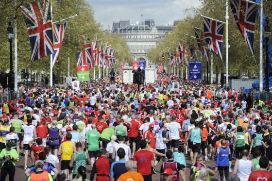 Maratón de Londres 2017: streaming en vivo