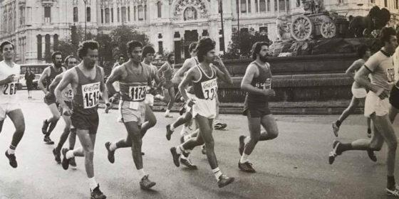 35.000 corredores participan en la edición 40 de la Maratón de Madrid