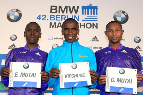 Estos son los 10 maratonistas más rápidos de la historia