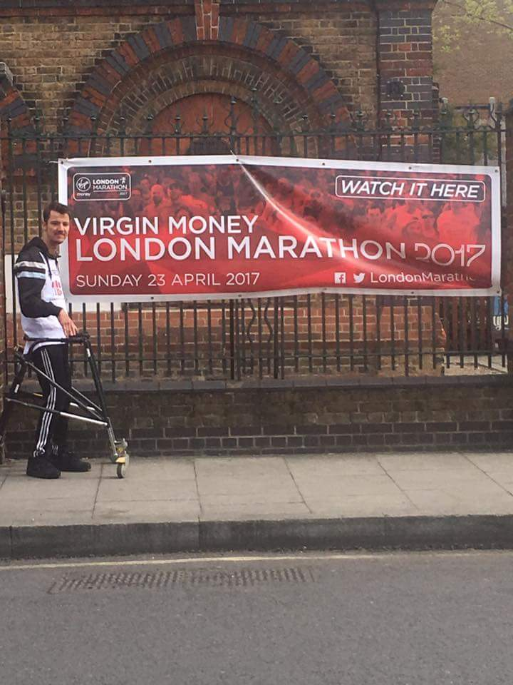 Patrick Barden London Marathon maraton de Londres Locos Por COrrer 02