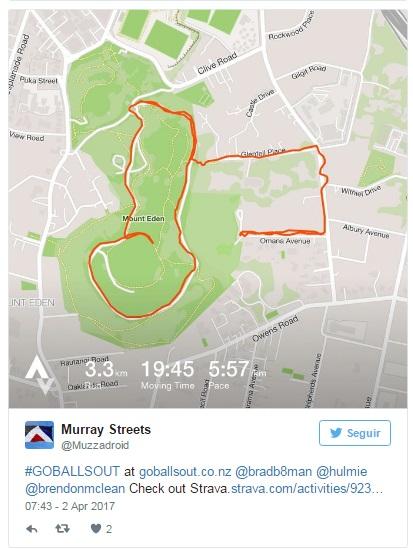 Penes y running 06