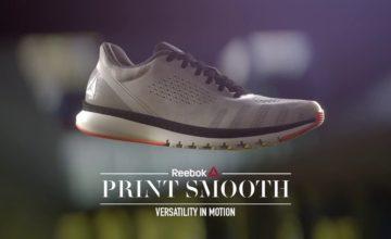 Reebok presenta las nuevas Print Smooth Run