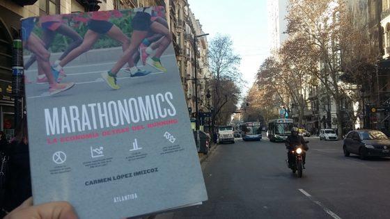 """Marathonomics"", el nuevo libro argentino sobre running"