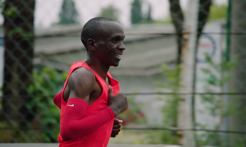 Breqaking 2 - Streaming Eliud Kipchoge Locos Por Correr