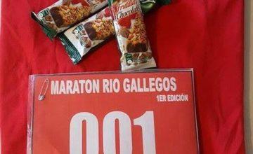 Entrevista: así fue en Santa Cruz la maratón de un sólo participante