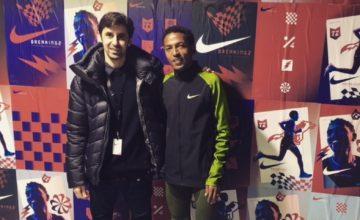 Entrevista a Jerónimo Bravo, entrenador de Zersenay Tadese