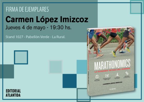 """Marathonomics"", el nuevo libro argentino sobre running."