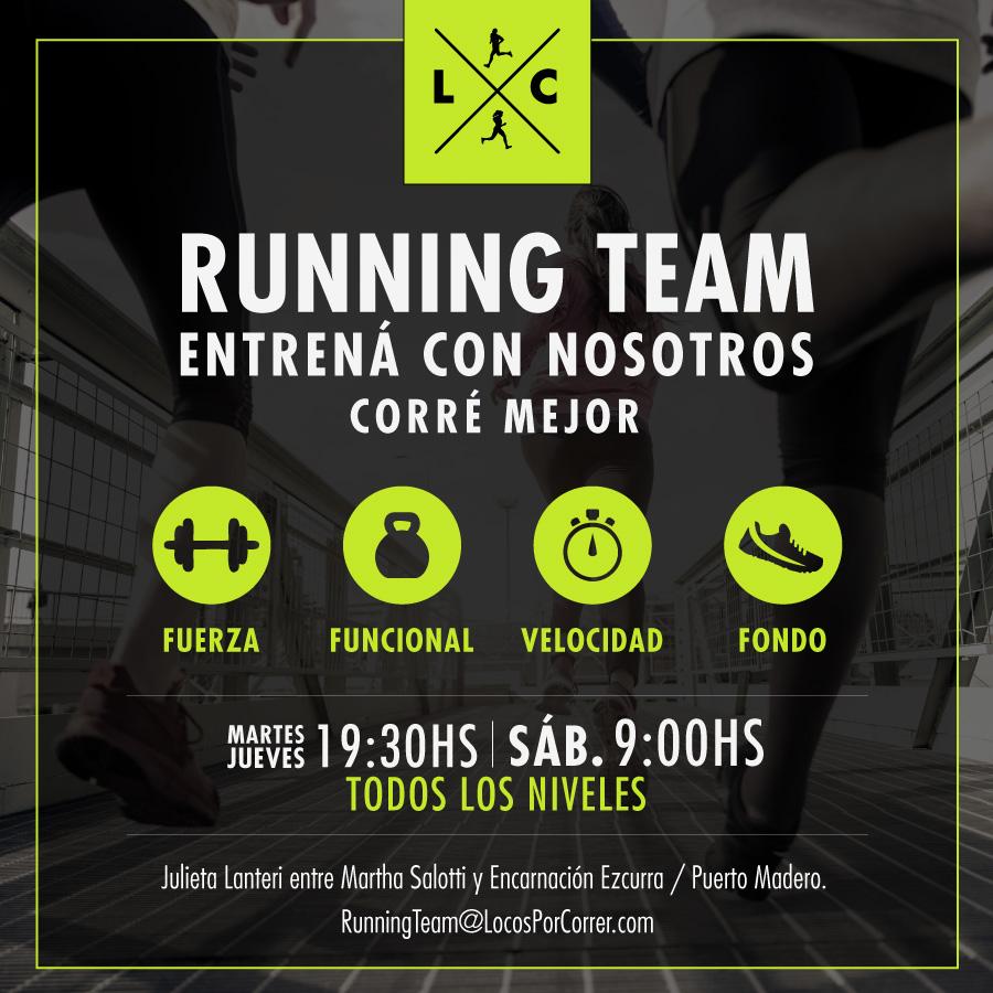 Locos Por Correr Running Team Buenos Aires