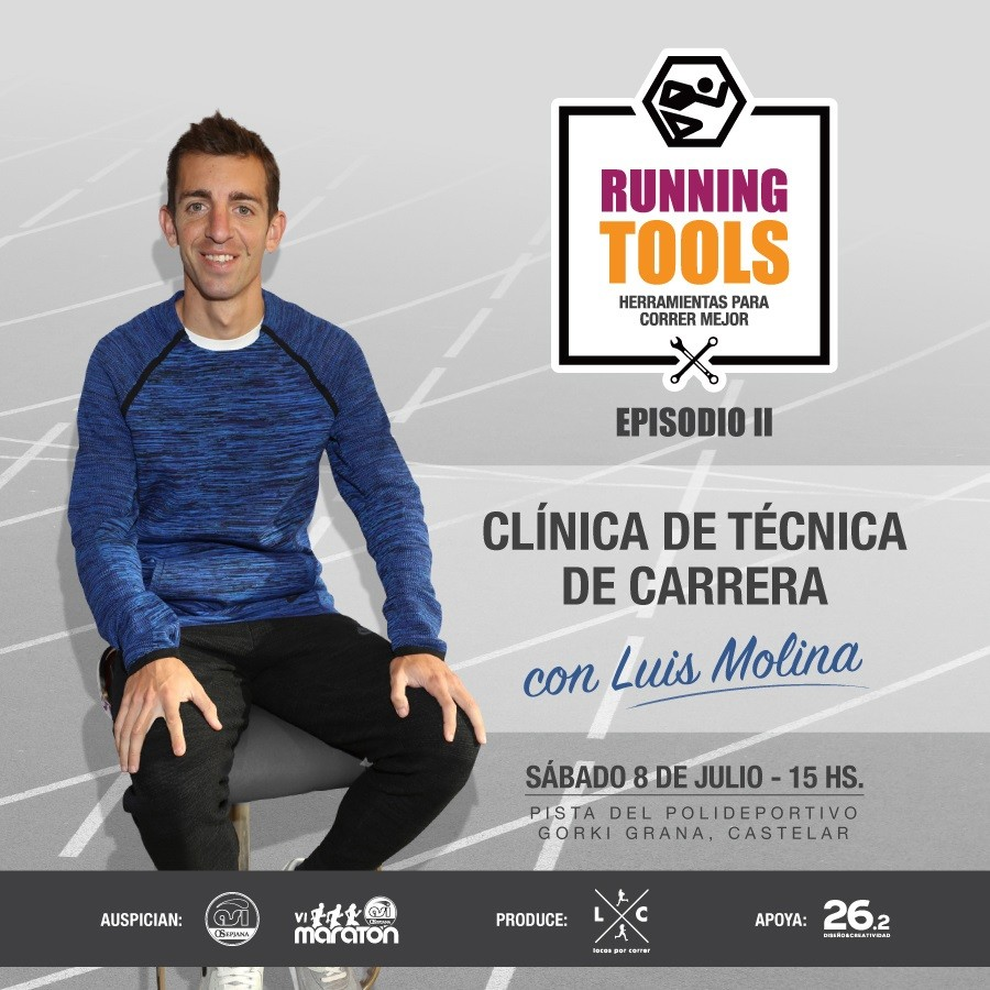 Running Tools - Episodio 2