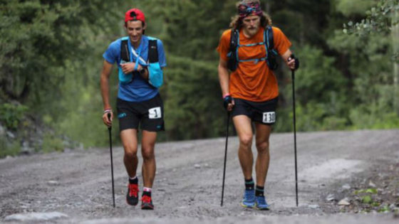 Kilian Jornet gana la Hardrock pese a correr 140 kilómetros con el hombro dislocado