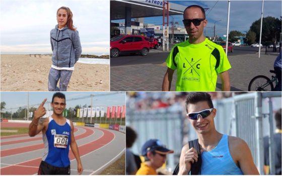 Estos son los 10 atletas argentinos y sus horarios en el mundial de Londres
