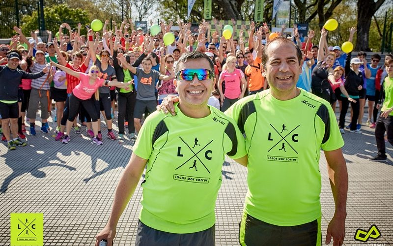 Volvemos a Córdoba!: Running Party junto a Antonio Silio