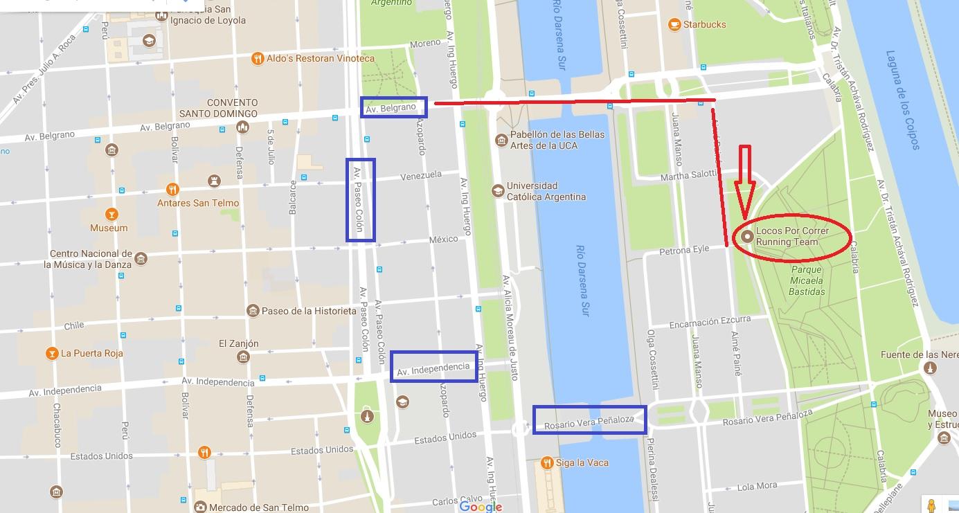 Mapa de ubicación 2