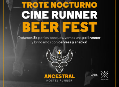 Se viene el Trote Nocturno & Beer Fest de sábado a la noche!