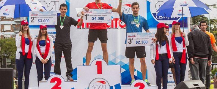Con absoluto éxito se corrió la sexta edición de Maratón ASI