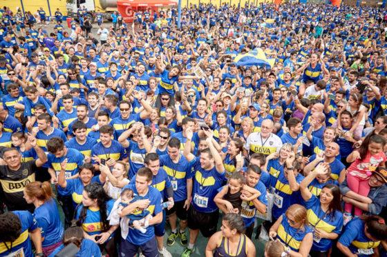 Atención runners bosteros!: se viene el 12k de Boca