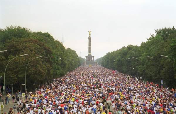Toda la previa de la Maratón de Berlín