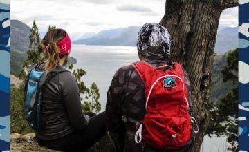 Correr en la Patagonia: Desafío Miradores