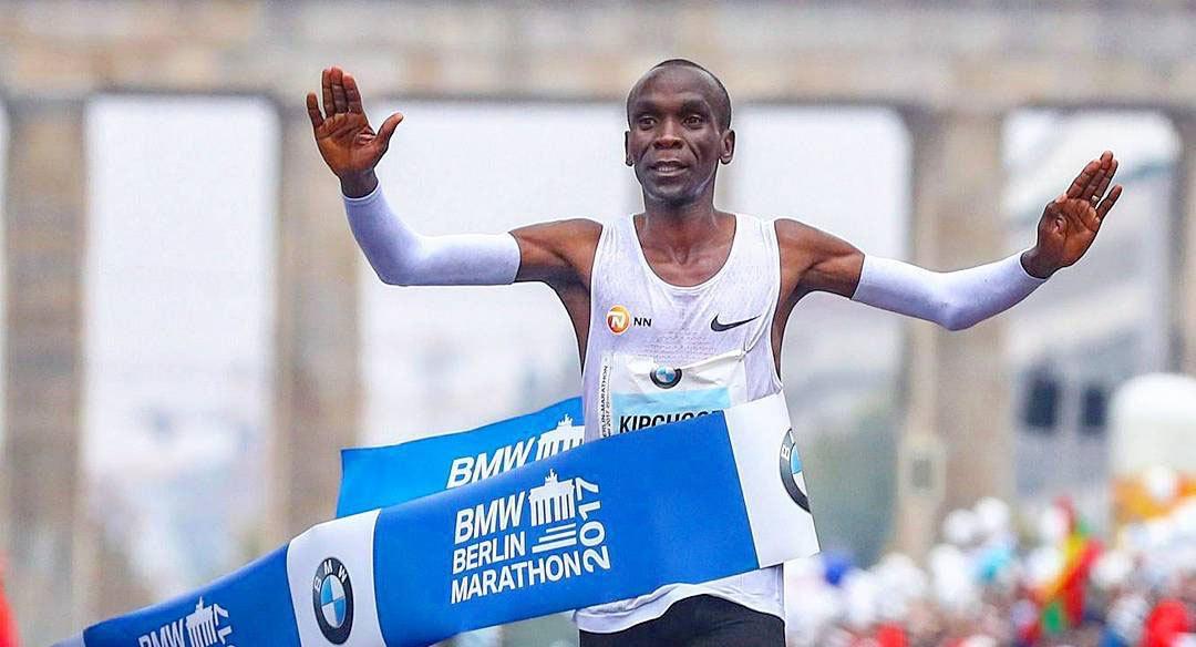Eliud Kipchoge Berlin Marathon Locos Por Correr 01