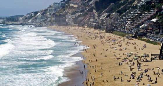 Maratón Costa Pacífico: correr 42k, 21 o 10 en Viña del Mar