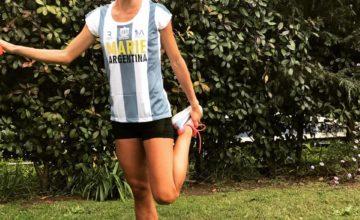 """Mariela Ortiz: """"Voy a Berlín con ganas de bajar mi marca"""""""