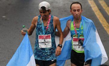 """Colo Mastromarino: """"Ahora voy por la Maratón de Mar del Plata""""."""
