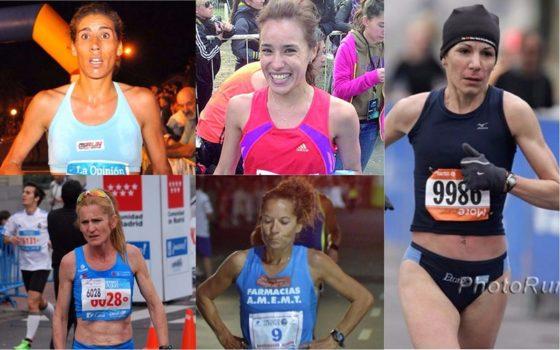 Las 10 mujeres argentinas más rápidas de la historia en 21k