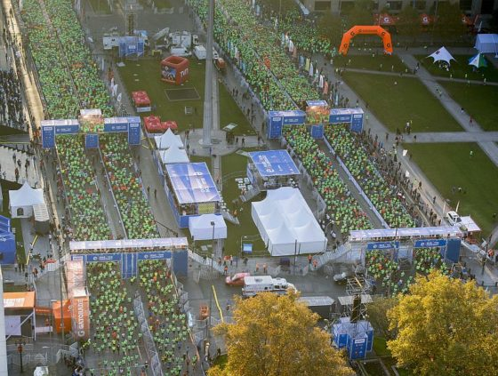 Maratón Santiago: mayores de 70 correrán gratis en Chile
