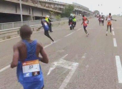 Insólito: los punteros se equivocaron de camino y perdieron la maratón