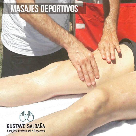 Lo que hay que saber sobre masajes deportivos.