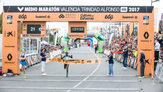 Valencia: nuevo récord mundial femenino en media maratón