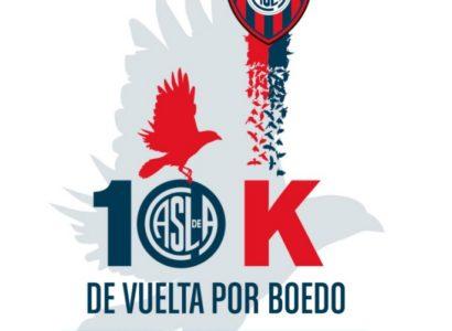 Los cuervos también tienen carrera: llegan los 10k de San Lorenzo