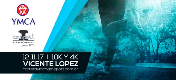 10k YMCA Vicente López: CLASIFICACIÓN