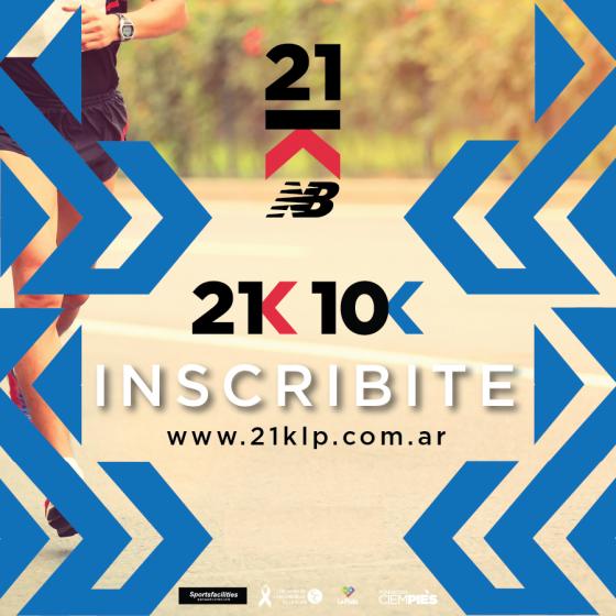 21k y 10k La Plata 2017: buscate en la clasificación