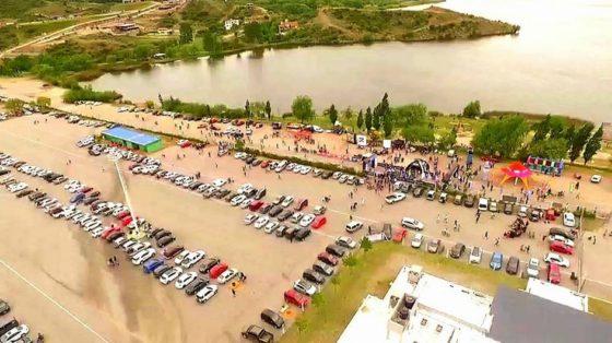 """Rotundo éxito de """"Potrero Corre"""" en San Luis"""