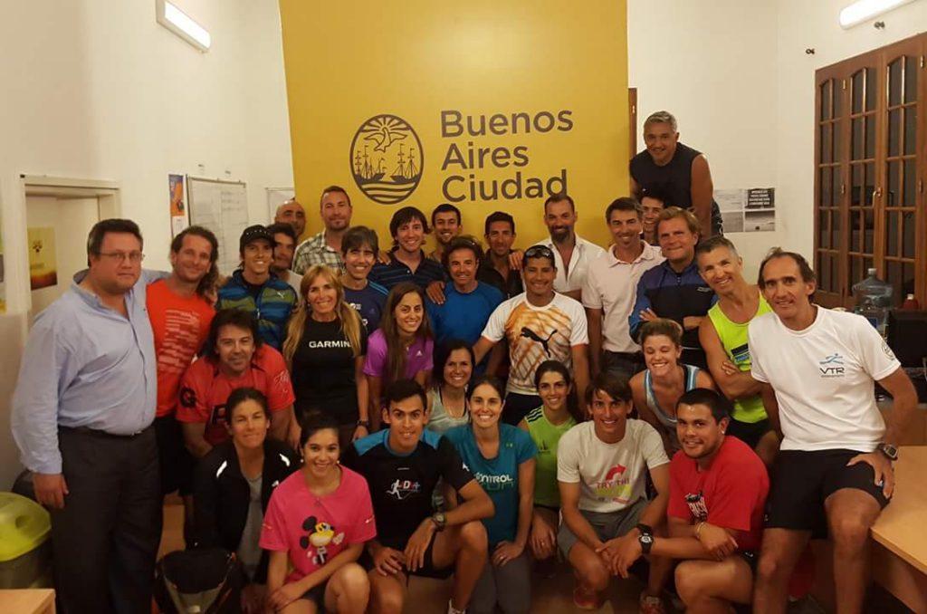Asociacion de Entrenadores de Running - LxC191