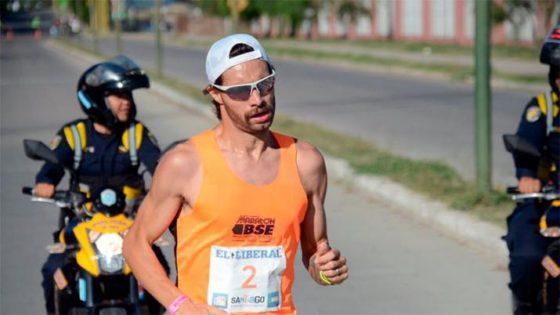Federico Bruno ganó los 21k de El Liberal en Santiago del Estero