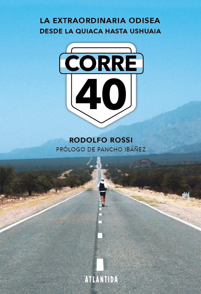 Libro Corre 40 - Rodo Rossi - Locos por correr 192