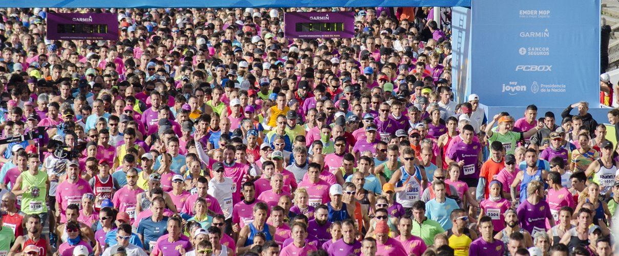 Maratón de Mar del Plata: resultados, fotos y videos de una gran fiesta