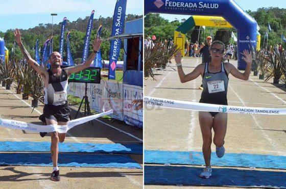 Matias Roht y Florencia Borelli ganaron en Tandilia