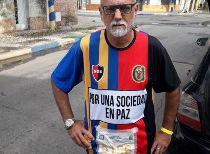 Entrevista: le impidieron correr los 10k de Rosario Central por su camiseta