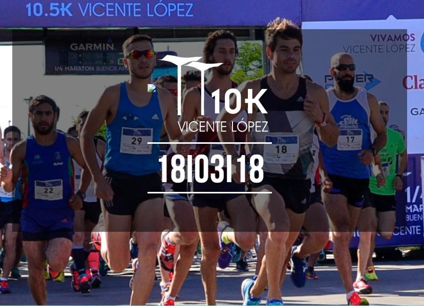 10K Ñandu Vicente López 2018 Precio fecha inscripciones fotos resultados Locos Por Correr 01