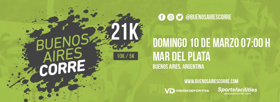 21K Buenos Aires Corre 2019 Fecha inscripciones fotos resultados Locos Por Correr 01