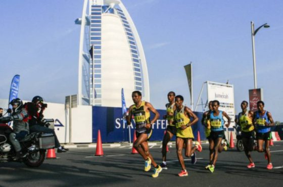 Maratón de Dubai EN VIVO