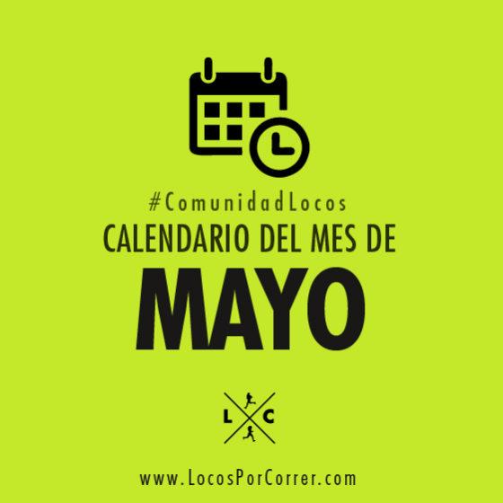 Carreras Mayo 2018