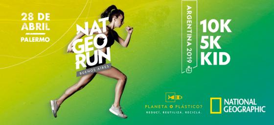 Vuelve la NatGeo Run en su tercera edición