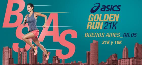 Cada vez más expectativa por la ASICS Golden Run Buenos Aires