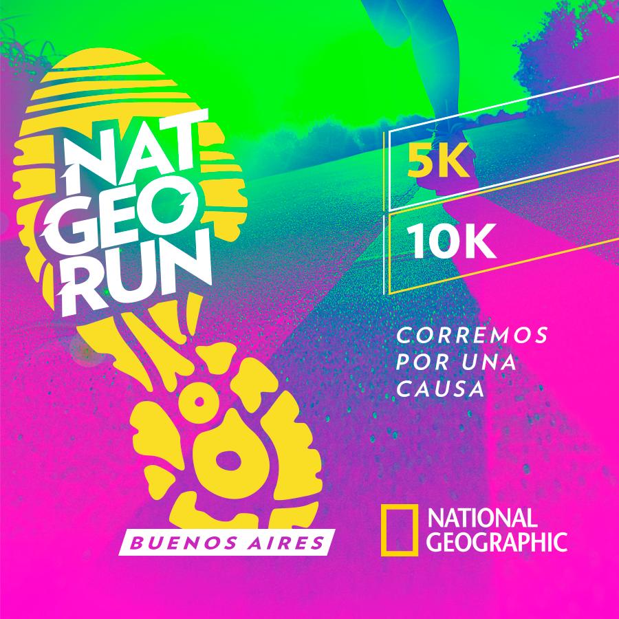 NatGeo Run Buenos Aires 2018 Fecha inscripciones fotos resultados Locos Por Correr 02